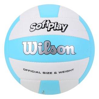Bola de Vôlei Wilson Softplay Bicolor
