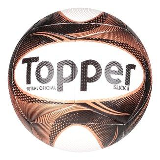 Bola Futsal Topper Slick II Exclusiva