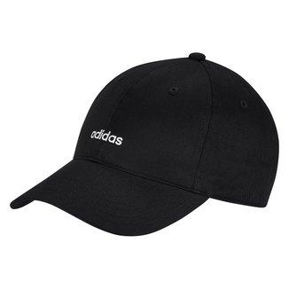 Boné Adidas Aba Curva Strapback Baseball Logo Linear