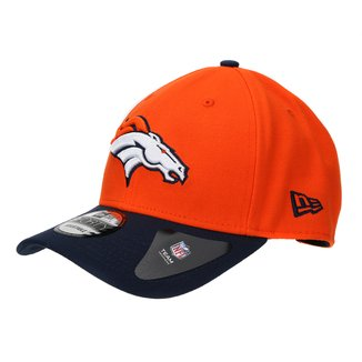 Boné Denver Broncos New Era Aba Curva NFL 940 Hc Sn Basic