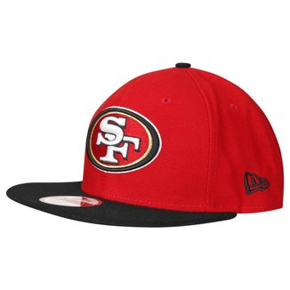 Boné New Era 950 NFL Of Sn Classic Team San Francisco 49Ers