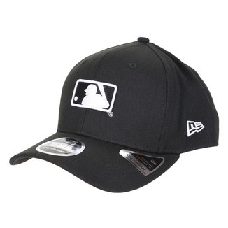 Boné New Era MLB  Aba Curva Snapback Rave Space Glow In The Dark 9Fifty
