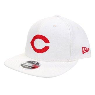 Boné New Era MLB Cleveland Idians 950 Of Sn Reborn Class Aba Reta