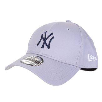 Boné New Era MLB New York Yankees Aba Curva Snapback II 9Forty