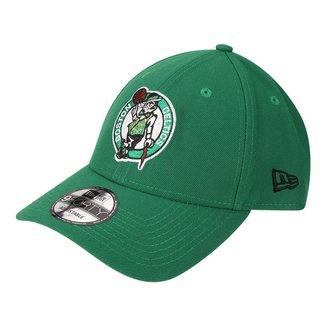 Boné New Era NBA Boston Celtics Aba Curva Primary