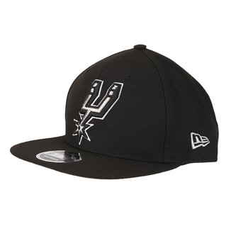 Boné New Era NBA San Antonio Spurs Aba Reta 950 OF SN Primary Otc
