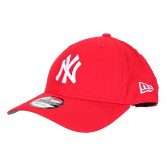 Boné New Era New York Yankees Aba Curva Snapback 940 Sn Core League