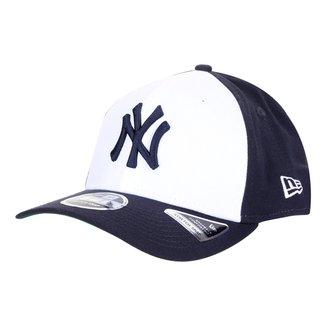 Boné New Era New York Yankees Aba Curva Snapback 950 Ss Sn Core Change