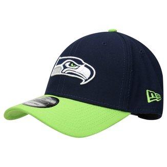 Boné New Era NFL 940 Hc Sn Basic Seattle Seahawks