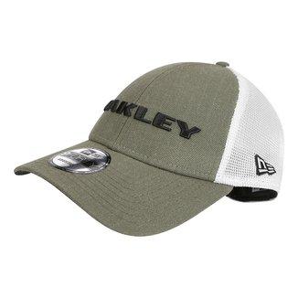 Boné Oakley Aba Curva Mod Heather New Era