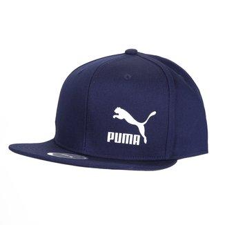 Boné Puma Aba Reta Snapback Ls Colorblock