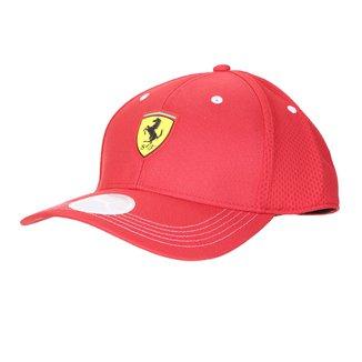 Boné Puma Ferrari Aba Curva Fanwear