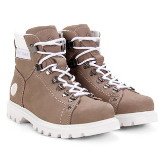Bota Couro West Coast Worker Masculina
