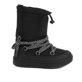 Bota Infantil Bibi Urban Boots Tiras Feminina