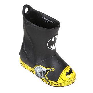 Bota Infantil Crocs Bump It Batman DC
