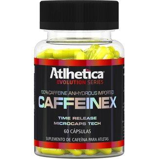 Cafeína 60 Cáps - Atlhetica Nutrition
