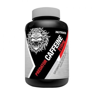 Caffeine 210 mg 60 Cáps - Nutrata