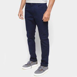Calça Jeans Acostamento Reta Masculina