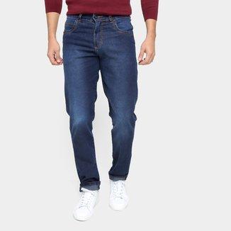 Calça Jeans Aleatory Heavy Reta Masculina