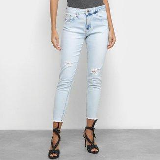 Calça Jeans Disparate Skinny Feminina