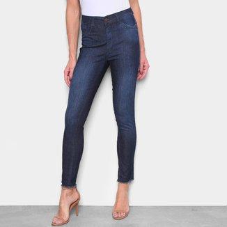Calça Jeans Ecxo Skinny Feminina