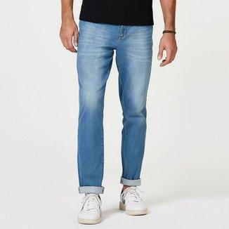 Calça Jeans Moletom Hering Masculina