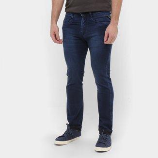Calça Jeans Replay Básica Masculina