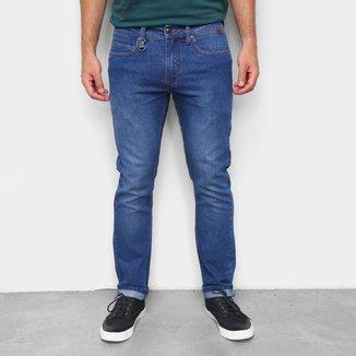 Calça Jeans Reserva Skinny Estonada Masculina