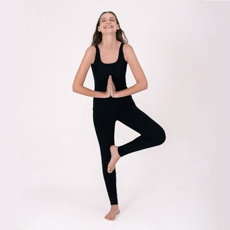 Calça Legging Basicamente Unit Feminina