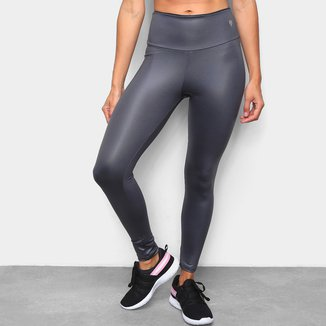 Calça Legging Gonew Metalic Feminina