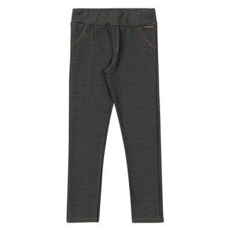 Calça Legging Infantil Marlan Molecotton Jeans Feminina