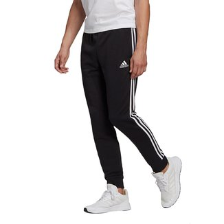 Calça Moletom Adidas Essentials 3 Stripes Masculina