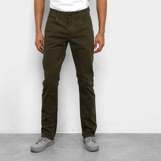 Calça Skinny Oakley 5 Pocket Masculina