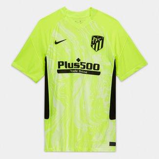 Camisa Atlético de Madrid Third 20/21 s/n° Torcedor Nike Masculina