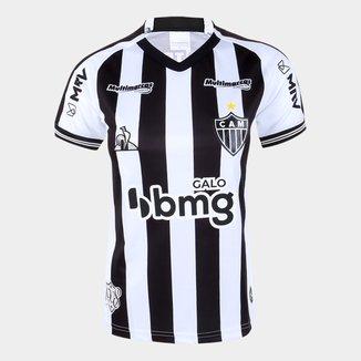 Camisa Atlético Mineiro I 20/21 s/n° Torcedor Le Coq Feminina