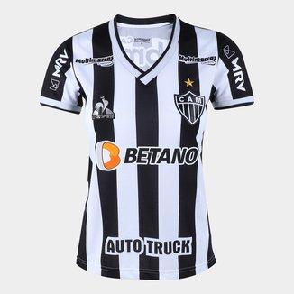 Camisa Atlético Mineiro I 21/22 s/nº Torcedor Le Coq Feminina