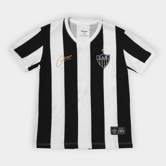 Camisa Atlético Mineiro Juvenil 1983 Retrô Mania