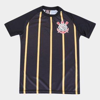 Camisa Corinthians Golden Edição Limitada Nº10 Feminina
