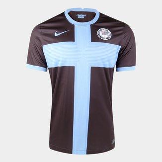 Camisa Corinthians III 20/21 s/n° Torcedor Nike Masculina
