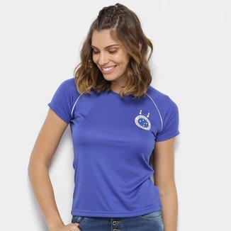 Camisa Cruzeiro 2004 s/n° Feminina