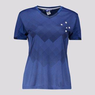 Camisa Cruzeiro Rub Feminina