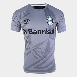 Camisa de Goleiro Grêmio 20/21 n° 1 Torcedor Umbro Masculina