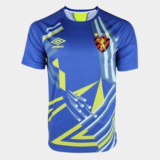 Camisa de Goleiro Sport Recife 20/21 s/n° Torcedor Umbro Masculina