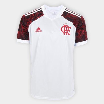 Camisa Flamengo II 21/22 s/n° Torcedor Adidas Masculina