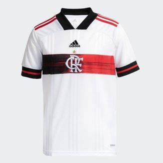 Camisa Flamengo Infantil II 20/21 s/nº Torcedor Adidas