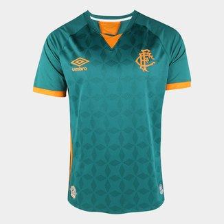 Camisa Fluminense III 20/21 s/n° Torcedor Umbro Masculina