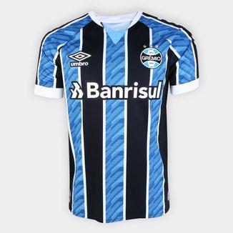 Camisa Grêmio I 20/21 s/n° Jogador Umbro Masculina