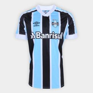 Camisa Grêmio I 21/22 s/n° Jogador Umbro Masculina