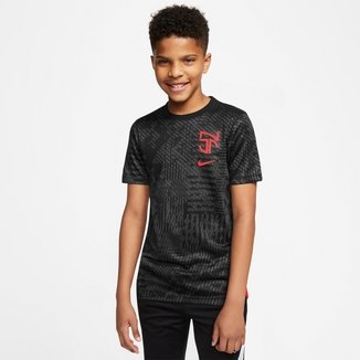 Camisa Infantil Nike Neymar Jr Dri-Fit Top SS