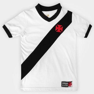 Camisa Infantil Vasco Expresso